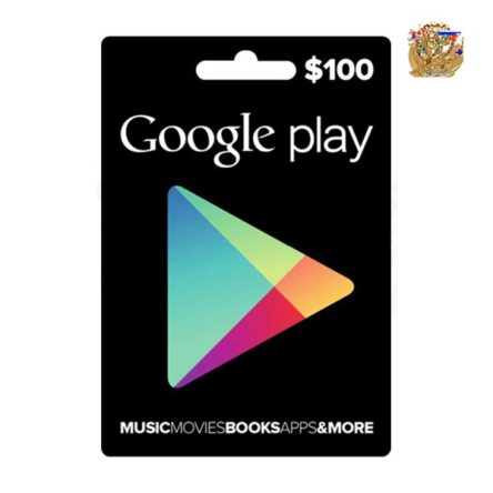 Google Play Gift Card $100